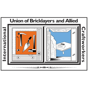 International Union of Bricklayers and Allied Craftworkers logo