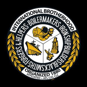 International Brotherhood of Boilermakers (IBB) logo
