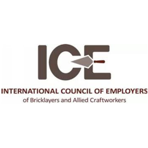 International Council of Employers of Bricklayers and Allied Craftworkers (ICE) logo