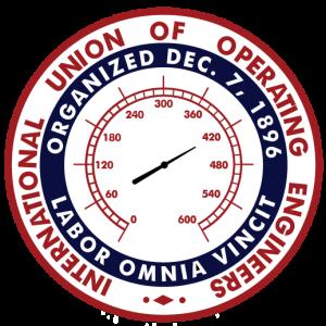 International Union of Operating Engineers (IUOE) logo
