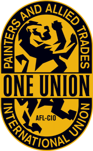 International Union of Painters and Allied Trades (IUPAT) logo