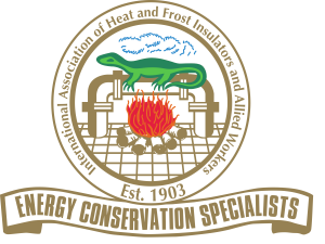 International Association of Heat and Frost Insulators and Allied Workers (HFIAW) logo