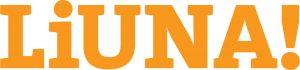Laborers international Union of North America (LiUNA) logo