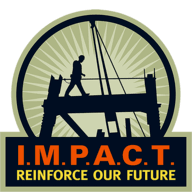 Ironworker Management Progressive Action Cooperative Trust (IMPACT) logo