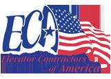 Elevator Contractors of America (ECA) logo